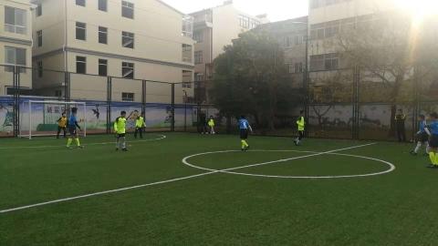 2018年靖江市校园足球联赛开赛