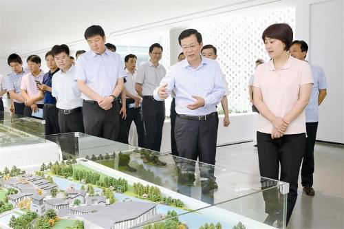 靖江-永寿对口协作 暨经济合作联席会举行