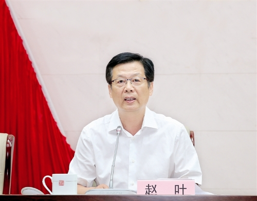 中共靖江市第十二届委员会第七次全体会议昨